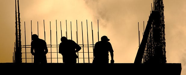 Nonresidential Construction Starts Trend Graphs - July 2021